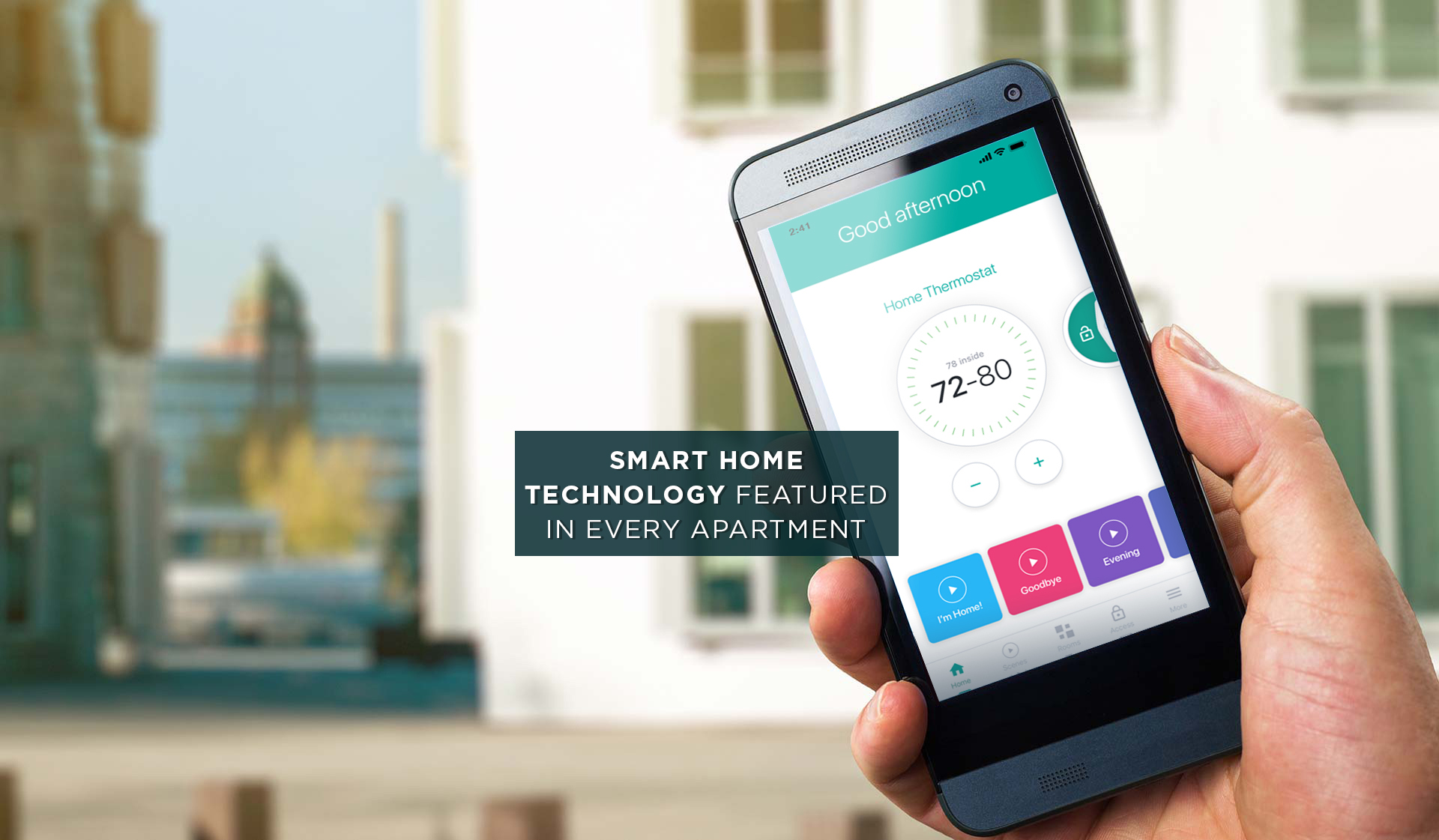 Avery Row - Smart Home Tech - Alrington, VA